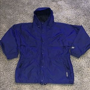 Helly Hansen lightweight package jacket sz Large